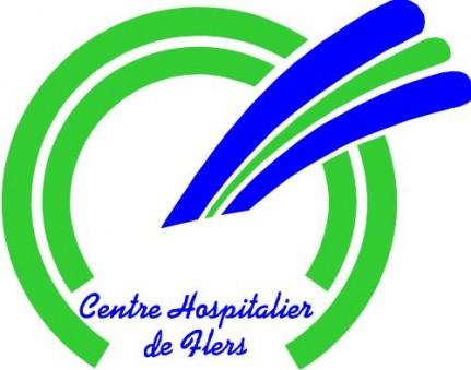 logo centre hospitalier de Flers